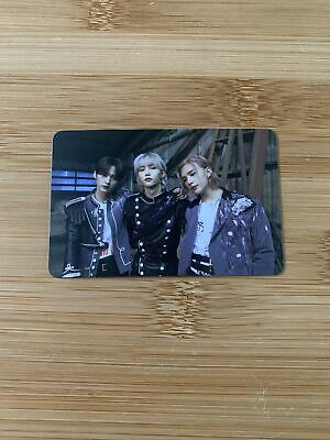 Kpop Stray Kids Official In Back Door Felix Lee Know And Hyunjin Photo Card • 3.95£
