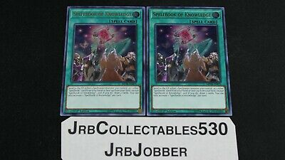 AU8.28 • Buy Yu-gi-oh! Spellbook Of Knowledge Mp18-en076 1st Ultra X1