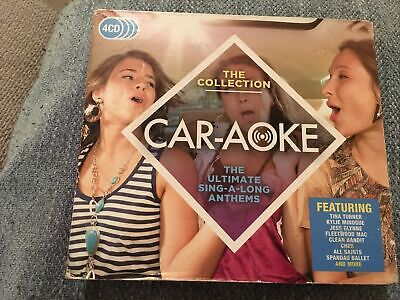 Car-aoke The Collection Ultimate Sing Along Anthems • 0.99£