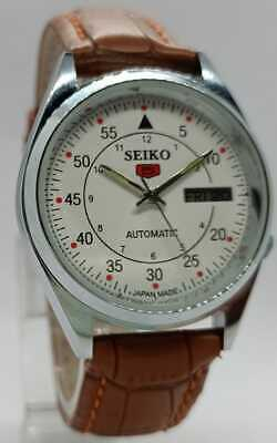 $ CDN42.82 • Buy Vintage Seiko 5 Automatic Movement No.7009 Japan Made Day-Date Men's Wrist Watch
