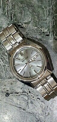 $ CDN157.09 • Buy Vintage 1972's Seiko 5 Actus 6106-7510 Day-Date Automatic Watch Japan Version