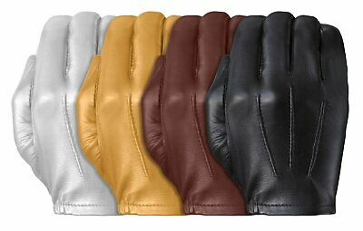 $69.95 • Buy TD302L Tough Gloves Ultra Thin Elite Cabretta Lined Leather Gloves