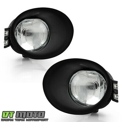$29.99 • Buy 2002-2008 Dodge Ram 1500 Bumper Fog Lights Driving Lamps Replacement Left+Right