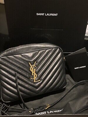 AU1200 • Buy Authentic YSL Lou Camera Bag