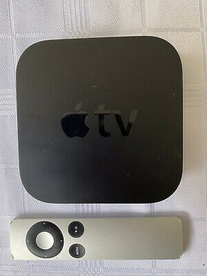 AU50.50 • Buy Apple TV (3rd Generation) HD Media Streamer -  A1469