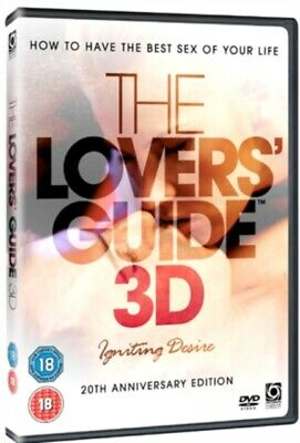 ID66z - Lovers' Guide 3D - I - DVD - New • 5.05£