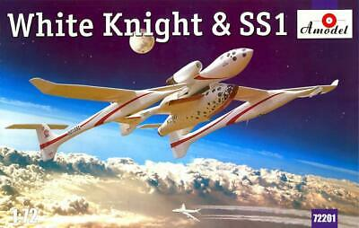 Amodel 1/72 WHITE KNIGHT AND SPACESHIP ONE • 26.82£