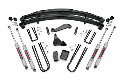 $999.95 • Buy Rough Country 6  Lift Kit (fits) 1999-2004 Ford Super Duty F250 F350 4WD