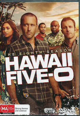 AU24 • Buy Hawaii Five-0 5-O Eighth Season 8 DVD NEW Region 4