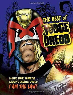 Best Of Judge Dredd: Classic Strips From The Galaxy's Great... By Jason Kingsley • 14.18£