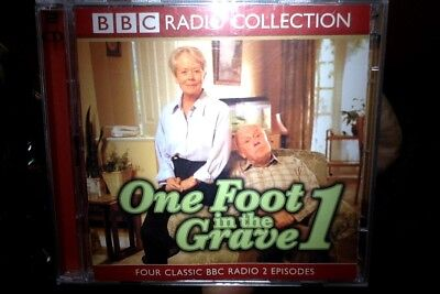 £25.81 • Buy BBC RADIO COLLECTION / ONE FOOT IN THE GRAVE 1 / 2CD / 4 EPISODES COMEDY / Bbc
