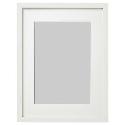 IKEA Ribba Picture Frame Square Photo Display White Different Sizes • 12.99£
