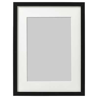 IKEA Ribba Picture Frame Square Photo Display Black Different Sizes • 12.99£