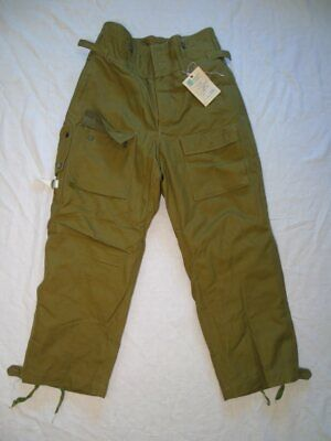 $35 • Buy Soviet Russian Army Winter Mabuta Pants NEW Size 50-4 RARE With Warm Liner
