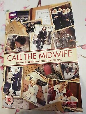 £7.90 • Buy Call The Midwife - The Collection DVD (6 Disc, Box Set)