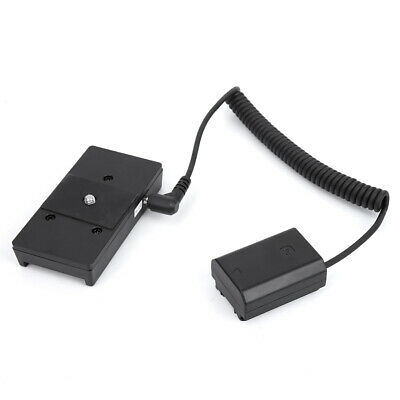 AU58.55 • Buy Dummy Battery Adapter F970 Dummy Battery Pack Adapter For NP-FZ100 Camera