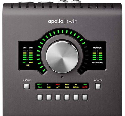 AU1249 • Buy UNIVERSAL AUDIO Apollo Twin Mk2 Duo