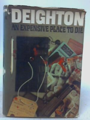 £11.34 • Buy An Expensive Place To Die (Len Deighton - 1967) (ID:97211)