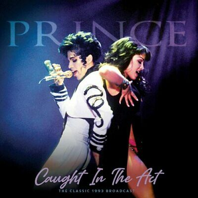 £13.29 • Buy Prince : Caught In The Act: The Classic 1993 Broadcast CD 2 Discs (2020)