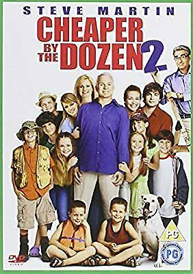 Cheaper By The Dozen 2-asda Excl [DVD], , Used; Very Good DVD • 2.40£