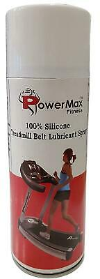 AU29.71 • Buy PowerMax Fitness Silicone Oil Lubricant Spray For Treadmill (500ml)