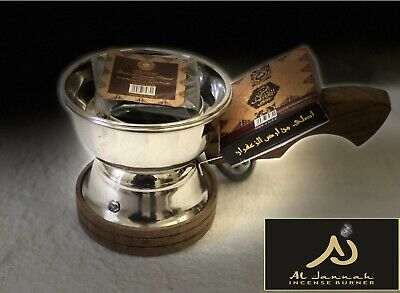 **New 2020**Electric Oudh / Incense / Bakhoor / Resin / Frankincense /Oil Burner • 16.95£