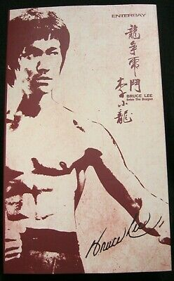 $450 • Buy Bruce Lee Enter The Dragon Enterbay 1:6 Scale Real Masterpiece Figure New  Coa