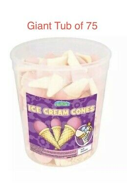 Crazy Candy Ice Cream Cones Sweet Tub • 9.99£