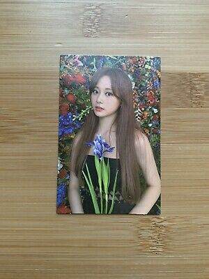 Kpop Twice Official Eyes Wide Open I Can't Stop Me Tzuyu Photocard • 4.95£