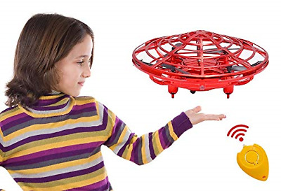 AU46.13 • Buy CPSYUB Hand Operated Mini Drone, Toys For Boys Age 6, Hands Free Kids Drone Toys