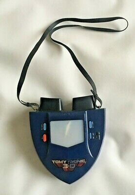 Vintage Retro Tomytronic 3D Planet Zeon - Electronic Handheld Battery Game • 89.95£