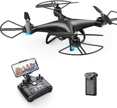 Holy Stone HS110D RC Drones With Upgrade 1080p HD Video Camera FPV RC Quadcopter • 64.99£