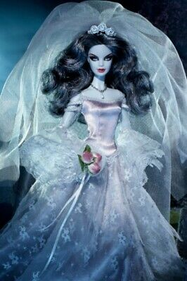 Haunted Beauty Zombie Bride Barbie DollCHX12 (Factory Tissue With Shipper) • 1,073.35£