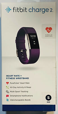 $ CDN134.58 • Buy Fitbit Charge 2 (small) Purple  - Msf-27