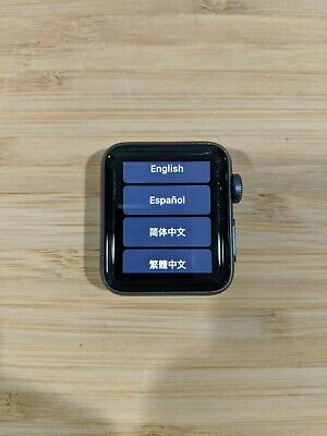 $ CDN44.06 • Buy Iwatch Series 2 Parts Only 38mm