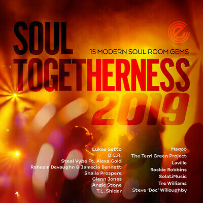 £12.10 • Buy Various Artists - Soul Togetherness 2019 / Various [New CD] UK - Import