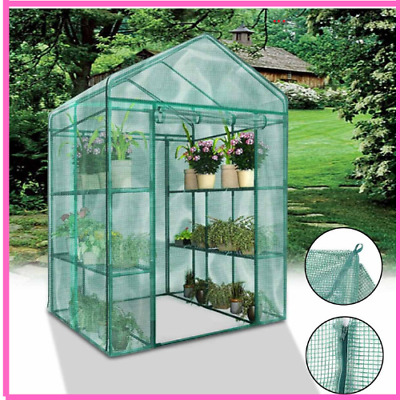 Greenhouse Cover Garden Without Frame Shelf Flower Plant Warm Mosquito Protect  • 22.65£