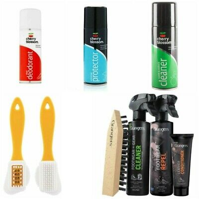 £2.75 • Buy New Shoe Cleaning Kit - Protector Spray Cleaner Spray Crep Care Shoe Trainers