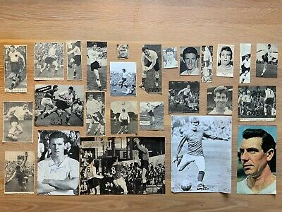 Fulham Signed Pictures 1950s & 60s 26 Different Players Autographs   • 35£