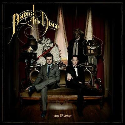 ID23z - Panic! At The Disco - Vices  Virtues - CD - New • 13.77£