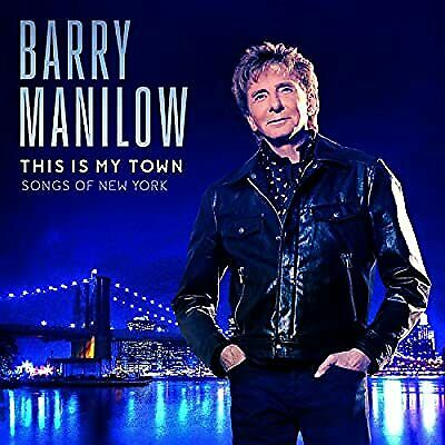 This Is My Town: Songs Of New York, Barry Manilow, Used; Good CD • 2.40£