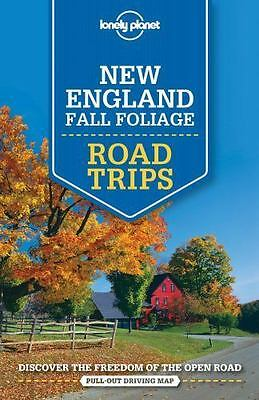 £4.61 • Buy Lonely Planet New England Fall Foliage Road Trips Lonely Planet LikeNew