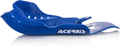 $62.68 • Buy Acerbis Skid Plate Protector Blue For Yamaha 16-19 YZ250X 05-19 YZ250 2449710003