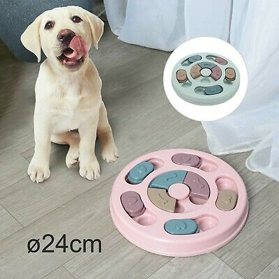 AU9.39 • Buy Pet Treat Dispenser Puppy Dog Feeder Interactive Puzzle Toy Pet Supply Training