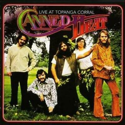 £12.65 • Buy Canned Heat : Live At Topanga Corral CD (2003) ***NEW*** FREE Shipping, Save £s