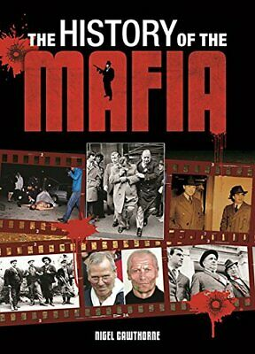 The History Of The Mafia By Nigel Cawthorne Book The Fast Free Shipping • 33.74£