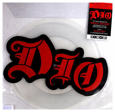 Dio Holy Diver Live 7  Picture Disc Vinyl Single New 2019 • 24.99£