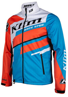 $ CDN221.57 • Buy Klim Race Spec Jacket Vivid Blue Size XL