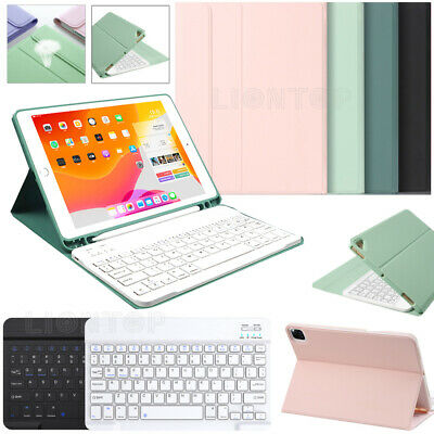 £12.55 • Buy For IPad Mini 1 2 3 4 5 Bluetooth Keyboard Case Hybrid Shockproof Leather Cover