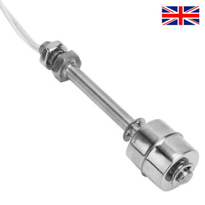 £6.98 • Buy 0~220V Liquid Water Level Sensor Stainless Steel Float Switch Control Tank Pool